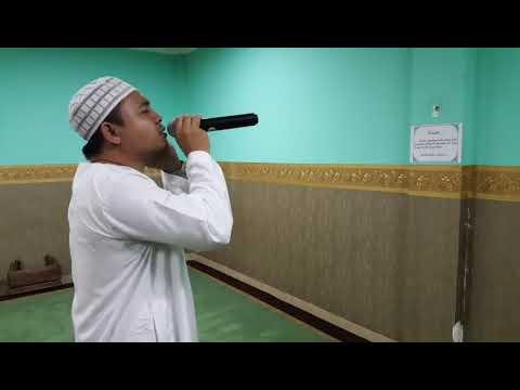 suara adzan merdu (Azan Isya Masjid Azzikra)
