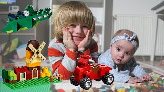 THOMAS AND FRIENDS Kids GERTIT & GLORIA baby - Spiderman red car in lego creator cars and trucks