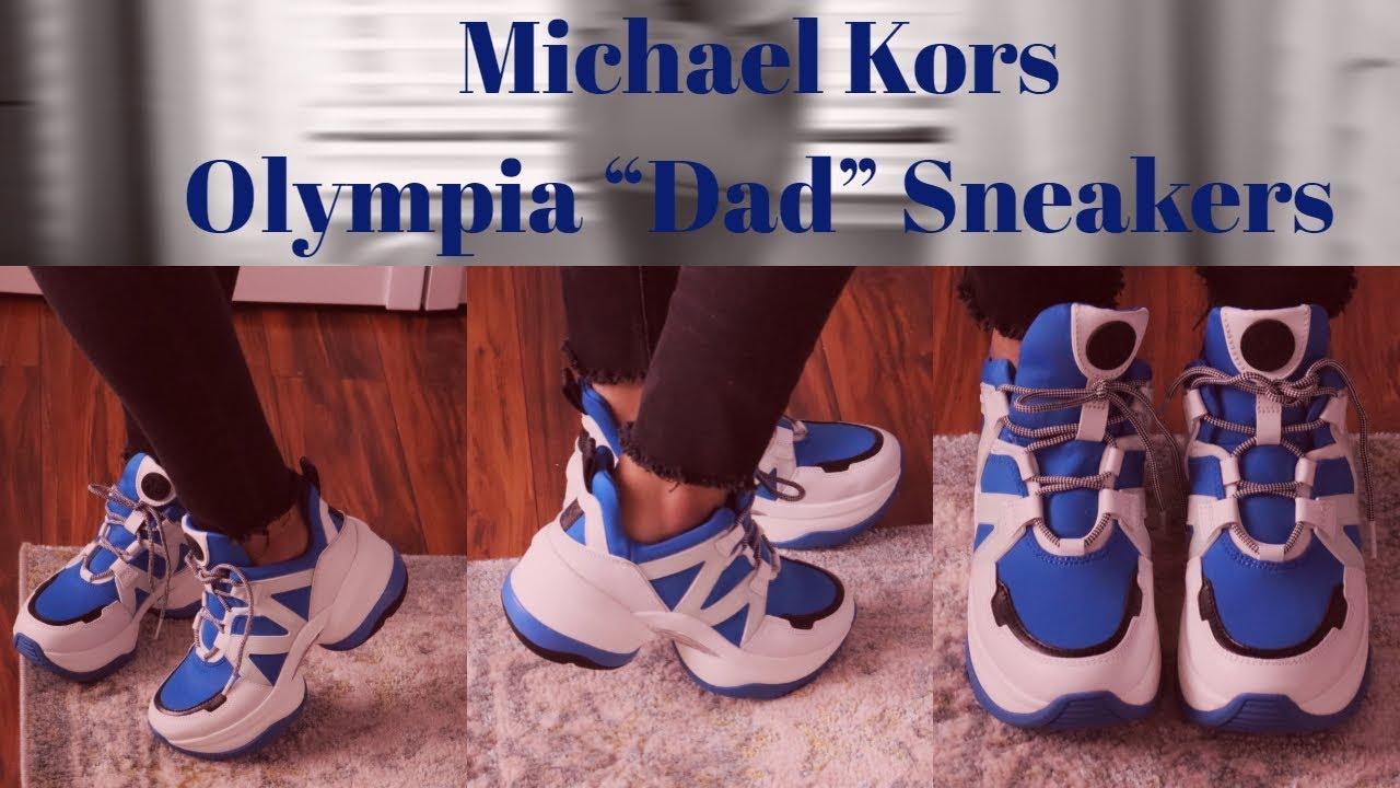 Michael Kors Olympia \
