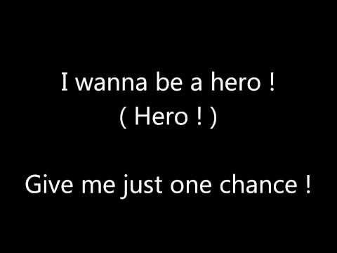 Pokémon Season 6 Theme - I Wanna be a Hero (Lyrics)