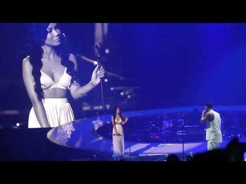 Drake Would You Like A Tour - Drake - Pound Cake / The Motion / Come Thru Live @ Oracle Arena.[HD]