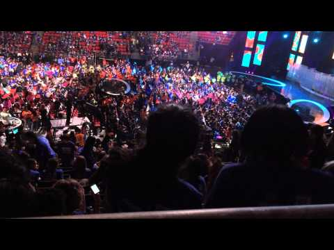 We Day Seattle dancing