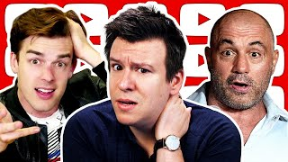 "WOW! THIS IS A TRAIN WRECK! Joe Rogan, MatPat, HBO Max, & Melissa Carone's ""Election Fraud"" Mess..."