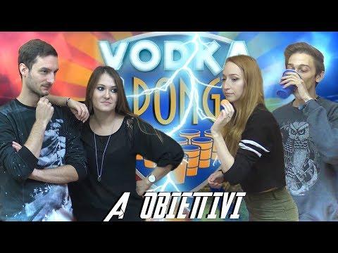 Campionato VODKA PONG... A OBIETTIVI   Rohn&Ioana #4