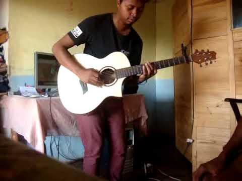 Mba valio (Mr Sayda, Odyai, Pit leo) improvisation by JBL Andry