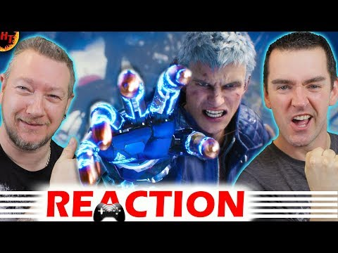 ''IT'S SHOWTIME'' ! Devil May Cry 5 ''FINAL'' Trailer Reaction thumbnail