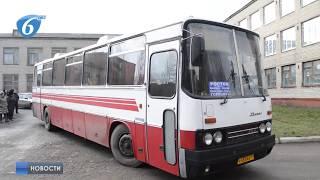 11 воспитанников Центра соцреабилитации для детей-инвалидов отправились в санаторий «Вешенский»