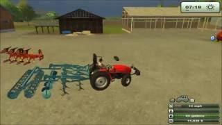 Farming Simulator 2013 Demo