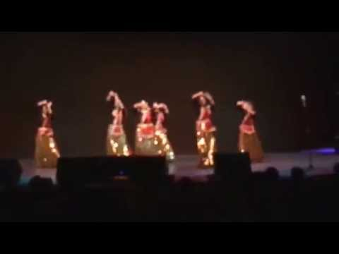 Belgium Indian Dance Group Performance at Sukhwinder Singh Concert - Antwerpen 2016