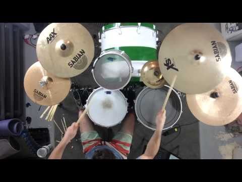 A Day To Remember - The Danger In Starting A Fire Drum Cover