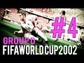 2002 FIFA WORLD CUP (PS2 Gameplay) - GROUP D