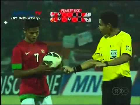 All Goals Indonesia vs Vietnam  (7-6) Final Piala AFF U19 Adu Pinalti   22 September 2013   YouTube Travel Video