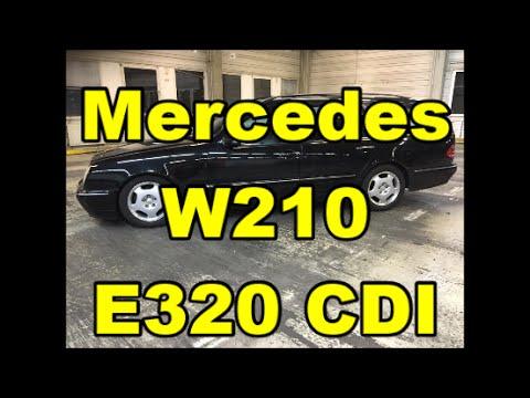 E320 CDI Kombi Auspuffanlage für Mercedes E-Klasse E270 S210