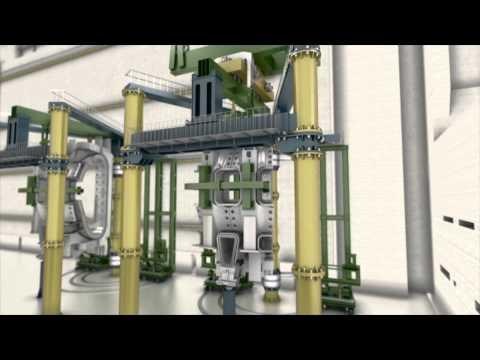 Assemblage du Tokamak ITER (Fr)