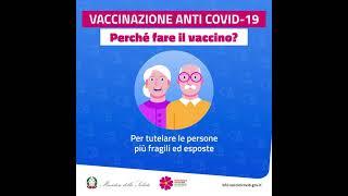 I vaccini proteggono da covid19 ed evitano lo sviluppo di forme gravi malattia, salvando vite e riducendo la pressione sul servizio sanitario nazionale. s...