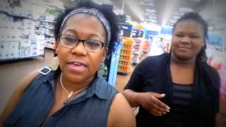 Walmart Vision Center/Getting New Glasses