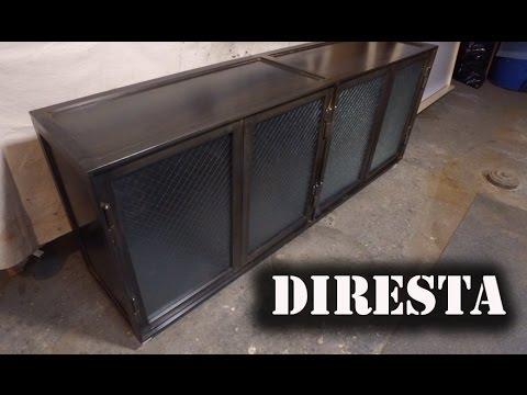 ✔ DiResta Glass & Steel