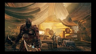 God of War:  Making Enchantments from Gear in New Game+