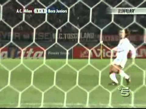 Intercontinental Cup 2003: Boca Juniors x Milan