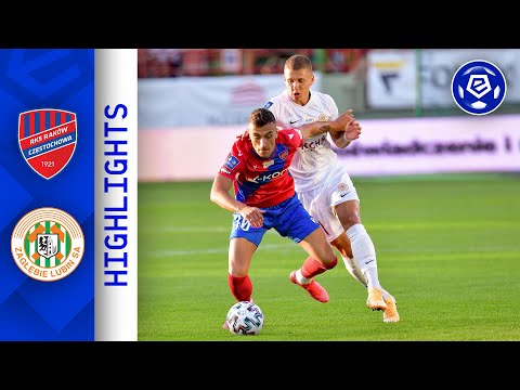 Rakow Zaglebie Goals And Highlights