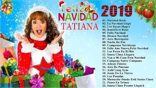 2 Horas de Villancicos Música Navidad de Tatiana Las Mejores Canciones de Navidad con Tatiana