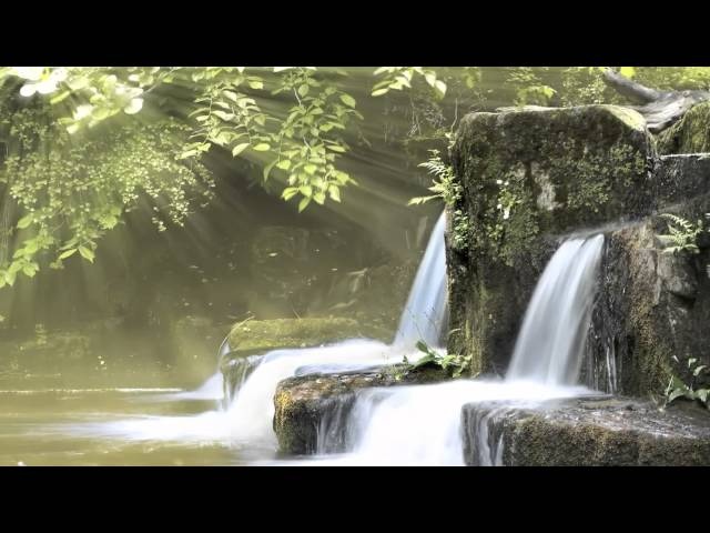 Waterfall Meditation - Guided Imagery to Refresh Yourself