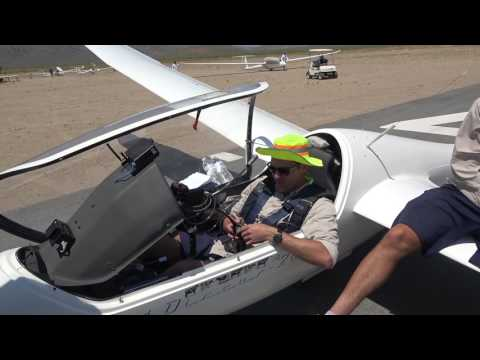 Air Sailing Contest 2017 and Long Valley Fire