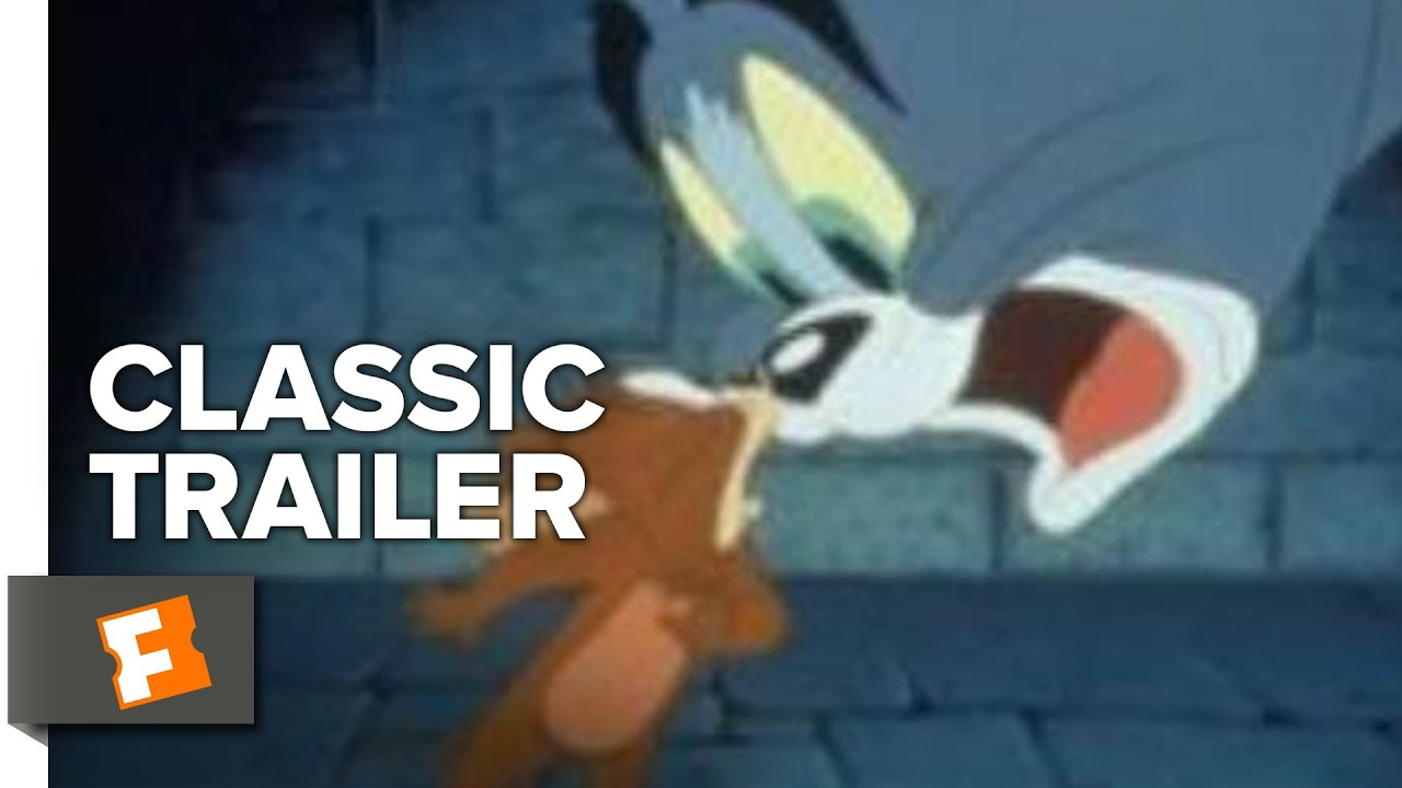 Tom \u0026 Jerry: The Movie (1992) Official Trailer - Phil Roman, Children\u0027s Animation Movie HD