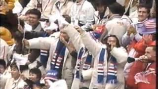 Sweden - USA Hockey Nagano 1998