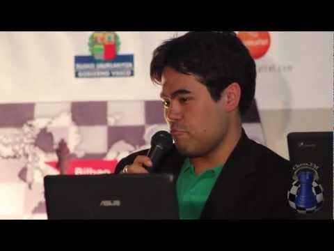 "Bilbao 2011: Nakamura on the ""modernization"" of chess"