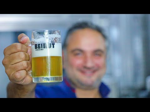 """'State of the Art"""" Bottling Food Factory: Kassatly Juices, Freez and Beirut Beer! -How it's Made-"""