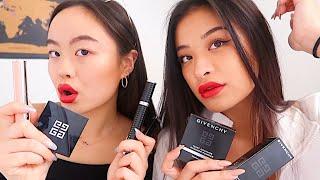 Crash Test des produits Givenchy Beauty!!! (w/Amélie)