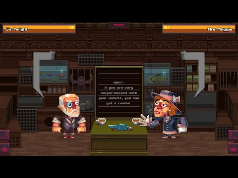 HOW VERY RUDE   Oh...Sir!! The Insult Simulator Part 2  