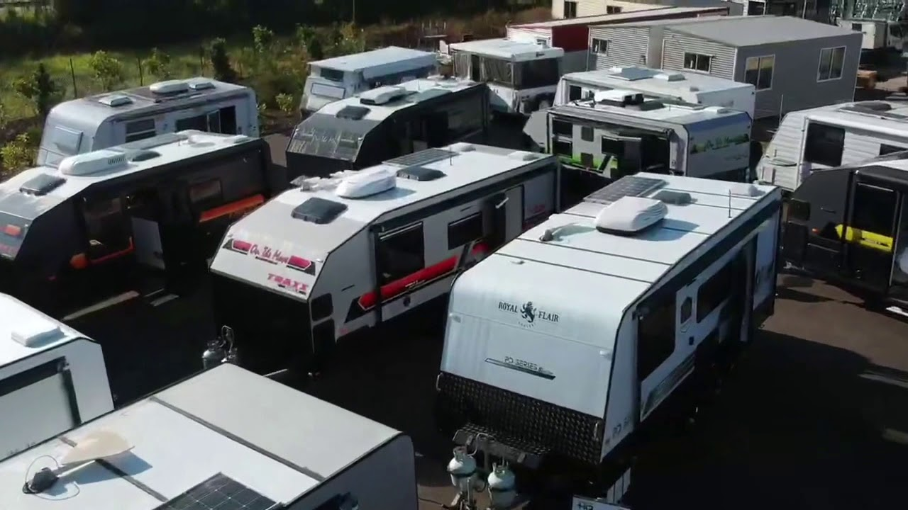 177400d371 Caravan service and repairs in Brisbane and on the Gold Coast. - YouTube