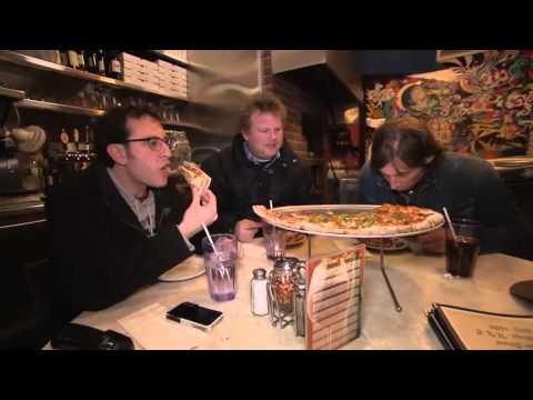 En stark resa Morgan & OlaConnys pizzaguide