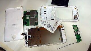 Disassembly Lenovo A516