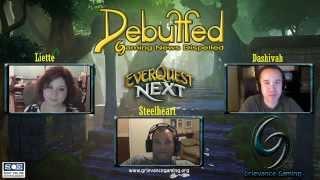 Debuffed: EverQuest Next Newscast - Alpha & Beta Founder's Packs - Episode 13