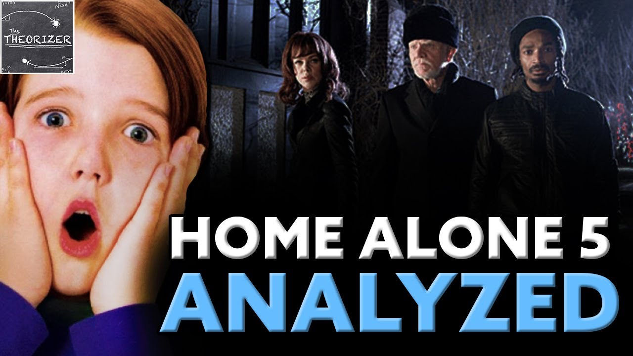 Download How DEADLY Are the Traps in Home Alone 5: The Holiday Heist? [Theory]