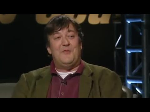 Stephen Fry interview and lap - Top Gear - BBC