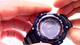 часы Casio Outgear SGW-100-2B SGW-100-2BER - видео обзор от PresidentWatches.Ru