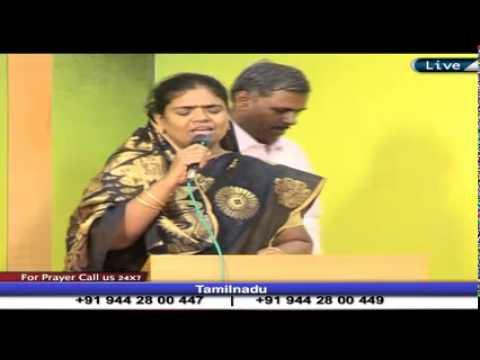 Family Blessing Meet | Jesus Lives Ministries | Madurai - 2015  | Bro.L.VincentRaj