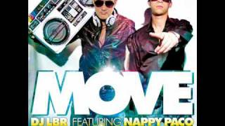 DJ LBR FT NAPPY PACO MOVE