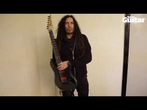 Me And My Guitar interview with Korn's James 'Munky' Shaffer / Ibanez APEX200 and APEX20