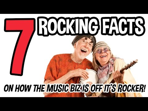 TOP 7 INSANE MUSIC FACTS!