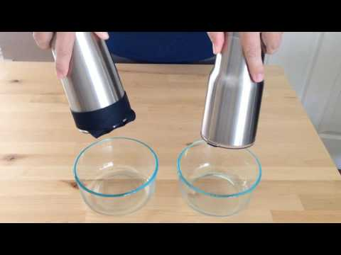 Tested - Splash Resistant Lid for YETI style Tumblers