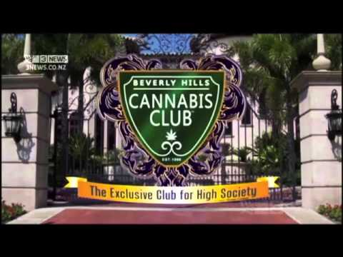 3rd Degree New Zealand Beverly Hills Cannabis Club Marijuana Cheryl Shuman
