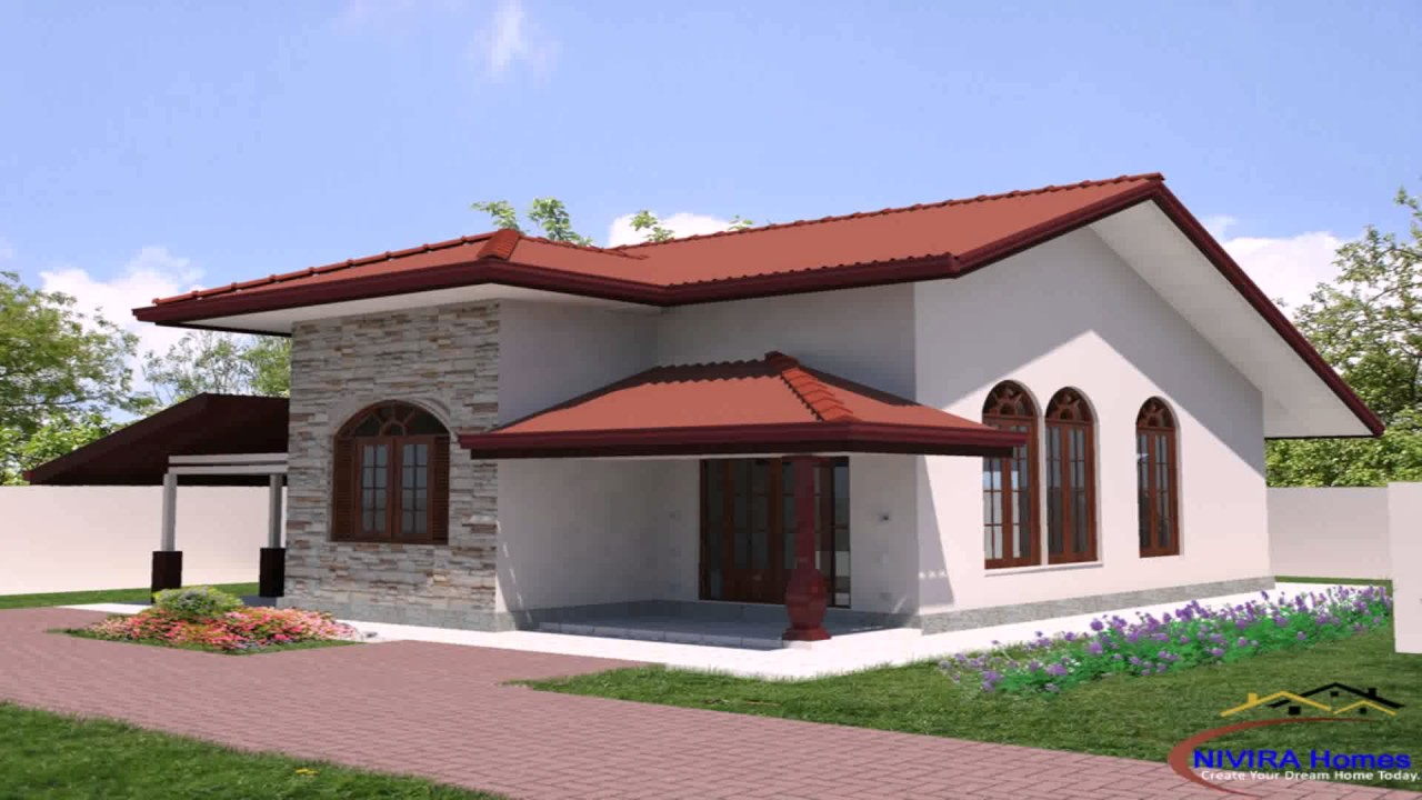 Sri lanka house roof design youtube for Home design in sri lanka