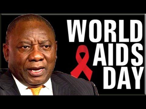World Aids Day Celebrations SA, 1 December 2014