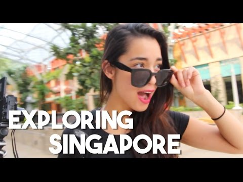 Experience Singapore in 24 Hours (SouthEast Asia Travel Vlogs)