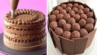 How To Make Cake For Family | Simple Cake Way At Home For Kids | Tasty Plus Cake